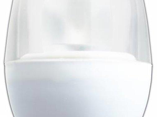 HQ HQ E14 LED Lamp Kaars Dimbaar 5,5 W (32 W) - Warm White