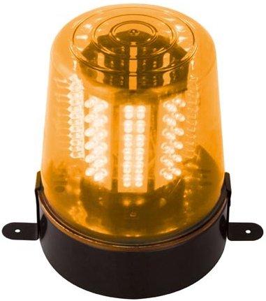 hq power led zwaailicht orange kopen. Black Bedroom Furniture Sets. Home Design Ideas