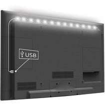 Konig USB LED TV-strip 90 CM - Cool White