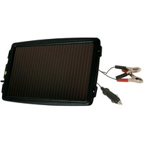 ProPlus Solar LED 2,4 W Accu Druppellader