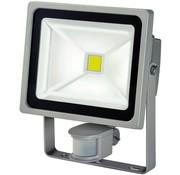Brennenstuhl Brennenstuhl LCN 130 COB LED Lamp met Bewegingssensor 30 W - Grey