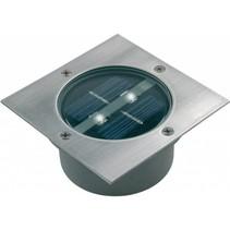 Ranex Carlo LED Solar Grondspot - Vierkant