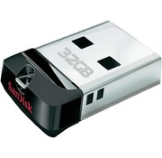 SanDisk SanDisk LED USB-stick Cruzer Fit 32GB