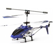 Syma Syma S107G 3-Channel RC Mini LED Helicopter - Blauw