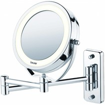 Beurer BS59 LED 2-in-1 Cosmetica Spiegel - Silver