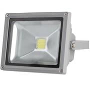 Perel Perel LEDA3002WW-G COB 3800K LED Lamp 20 W - Grey
