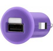 Belkin Belkin Mixit LED USB Autolader 1 A - Purple