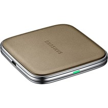 Samsung EP-PG900IF LED Wireless Charging Pad - Gold