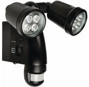 Konig Konig Buitenlamp met geïntegreerde camera en bewegingssensor