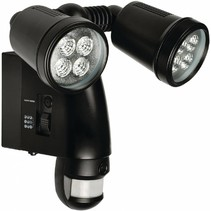 Konig Buitenlamp met geïntegreerde camera en bewegingssensor