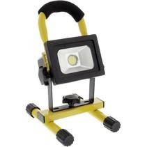 Konig Mobiele COB LED-bouwlamp 10 W - EU-stekker