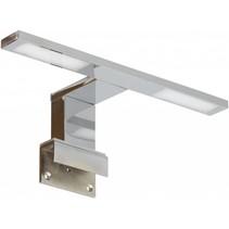Ranex Como LED Spiegellamp Metaal Glas - Chroom