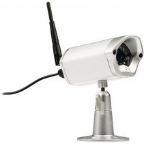 Konig IP-camera voor Videobewaking Buitenshuis op Afstand - Silver