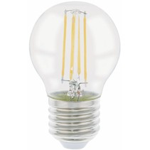 HQ E27 Retro Filament LED Lamp Globe Dimbaar 4 W (30 W) - 2700 K