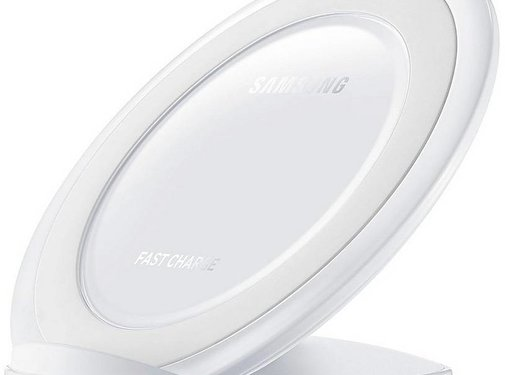 Samsung Samsung Wireless Fast Charger Stand EP-NG930BW - Wit