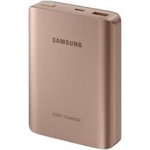 Samsung EB-PN930CZ LED Powerbank Fast Charger 10200 mAh - Roze-Goud