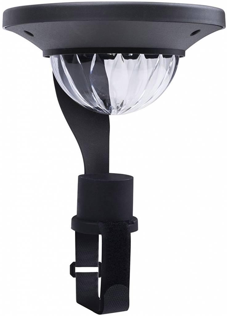 Ranex Mercury LED Solar Balkon Lamp - Zwart kopen? | LEDClear.nl