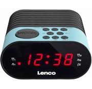 Lenco Lenco CR-07 LED Klokradio - Blauw