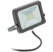 Konig Konig LED Floodlight 5500 - 6500K 10 W - Zwart