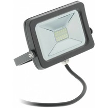Konig LED Floodlight 5500 - 6500K 10 W - Zwart