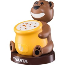 Varta Paul The Bear LED Nachtlamp