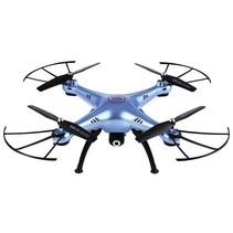 Syma X5HW LED Drone FPV Real-Time - Blauw