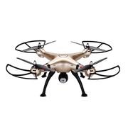 Syma Syma X8HC LED Drone met 720P HD Camera - Goud
