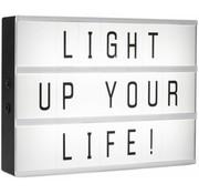 Smartwares Smartwares A5 LED Lightbox + 85 Karakters