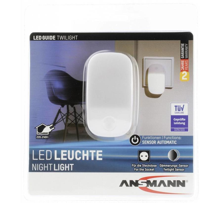 Ansmann LED Nachtlamp Guide Twilight