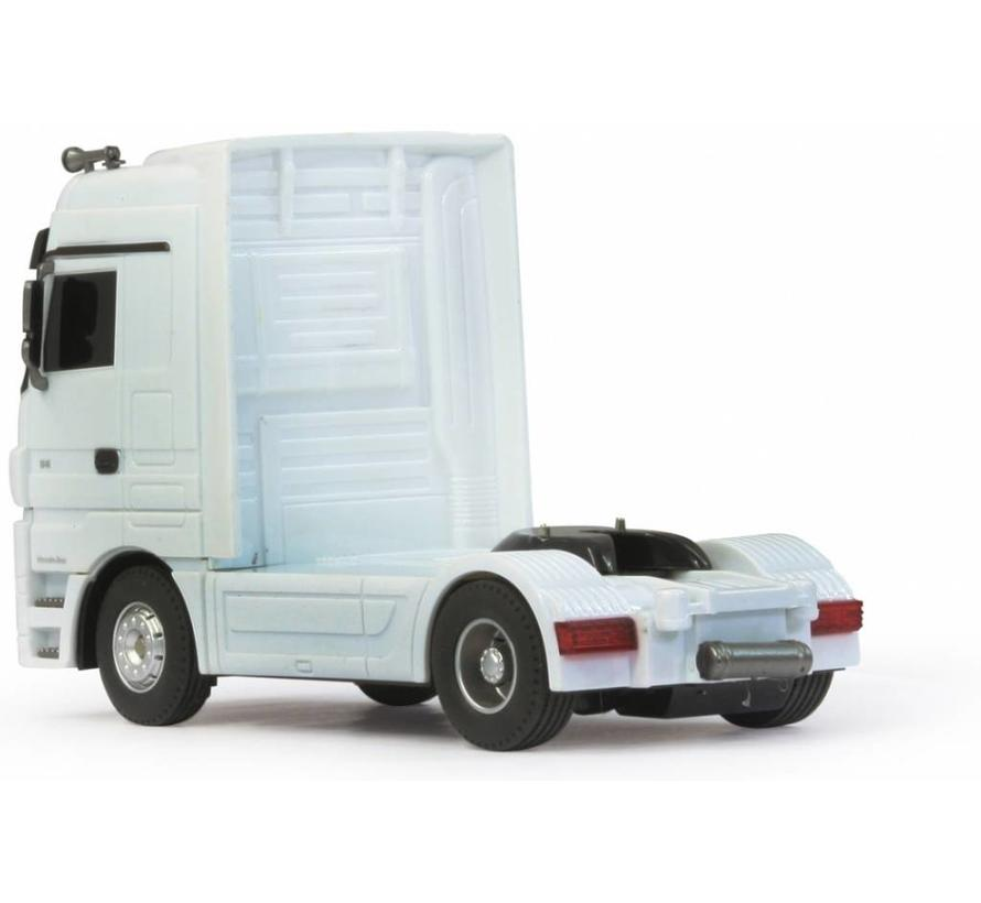 Jamara LED Mercedes-Benz Actros 1:32 - Wit