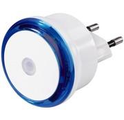 Hama Hama LED Nachtlamp Basic Rond - Blauw