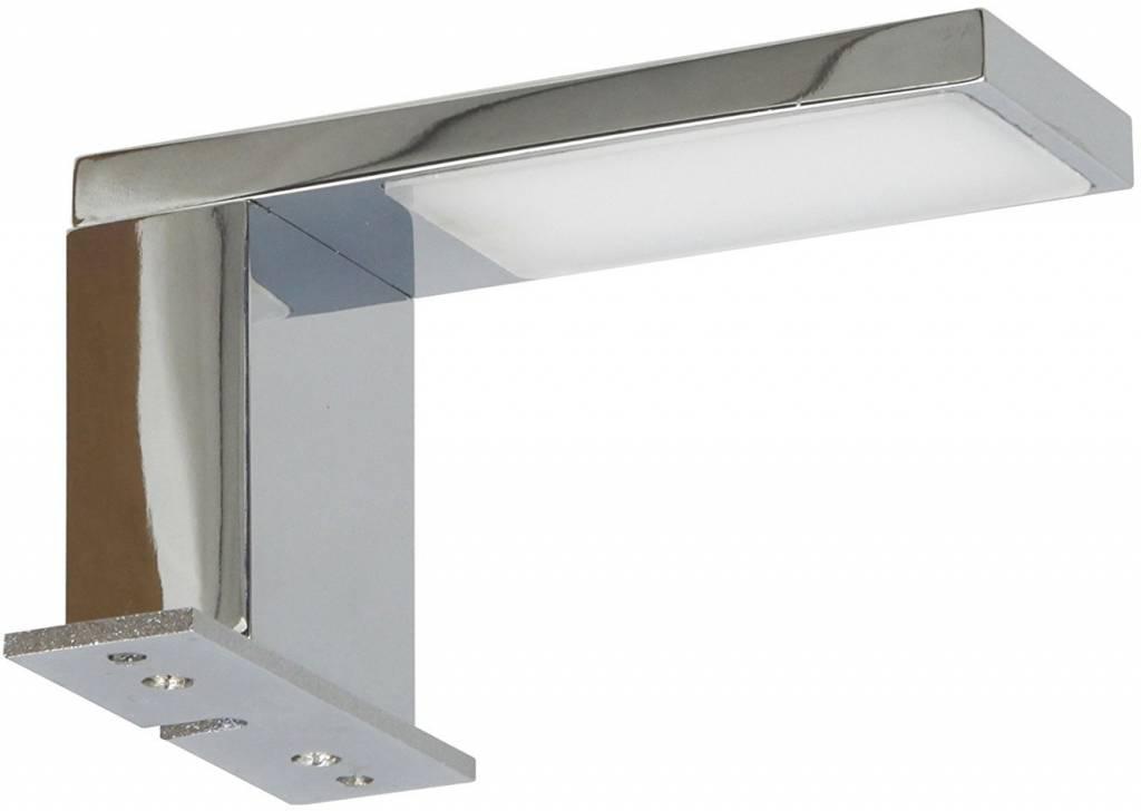 Spiegellamp Voor Badkamer : Ranex jesolo led spiegellamp chroom kopen? ledclear.nl