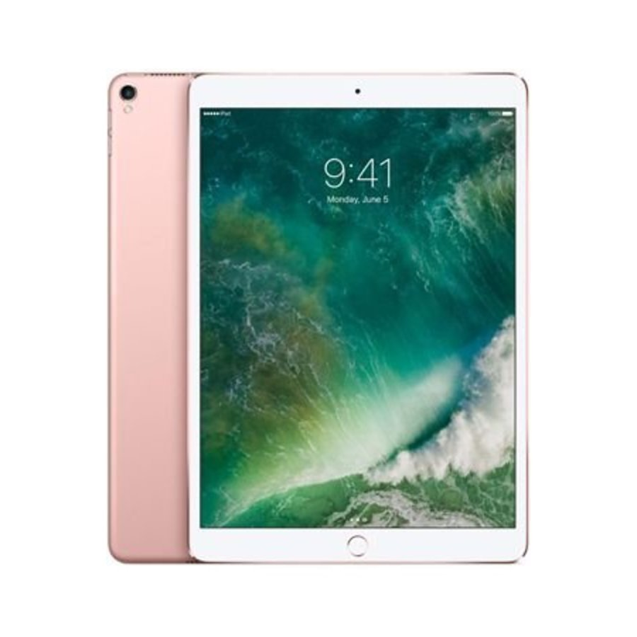 Apple iPad Pro 10.5 WiFi 64GB Rose Gold (64GB Rose Gold)-1