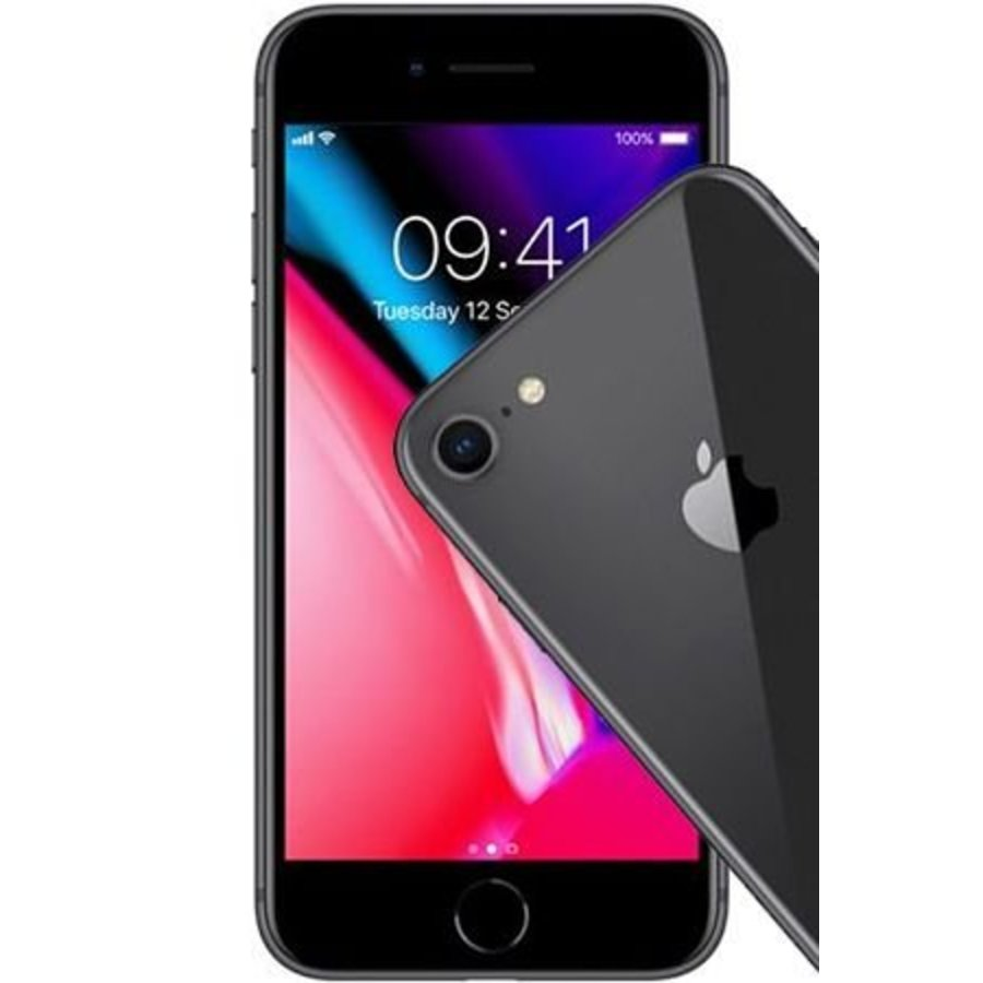 Apple iPhone 8 256GB Space Grey (256GB Space Grey)-1