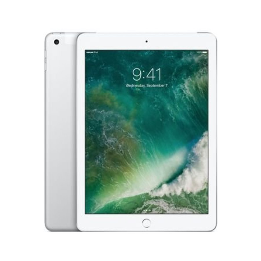 Apple iPad 9.7 2018 WiFi + 4G 32GB Silver (32GB Silver)-1