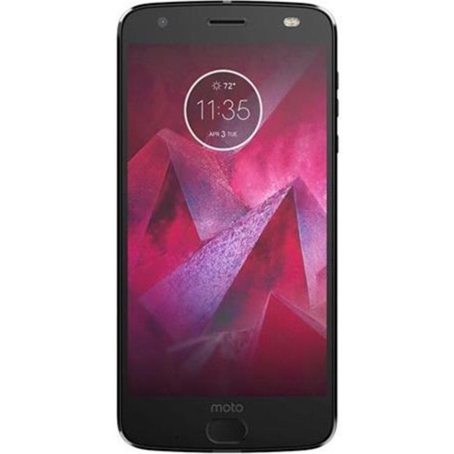 Motorola Moto Z2 Force Dual Sim XT1789 Black (Black)-1