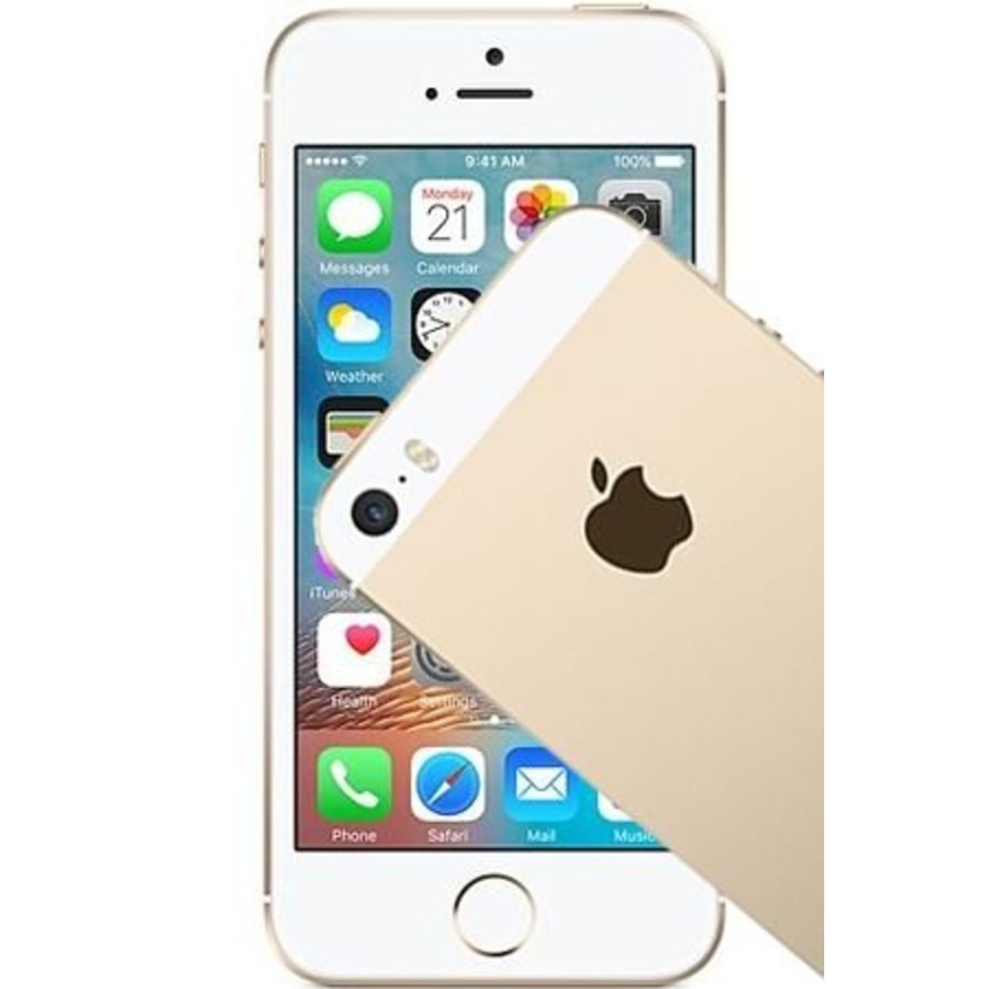 Apple iPhone SE 32GB Gold (32GB Gold)-1