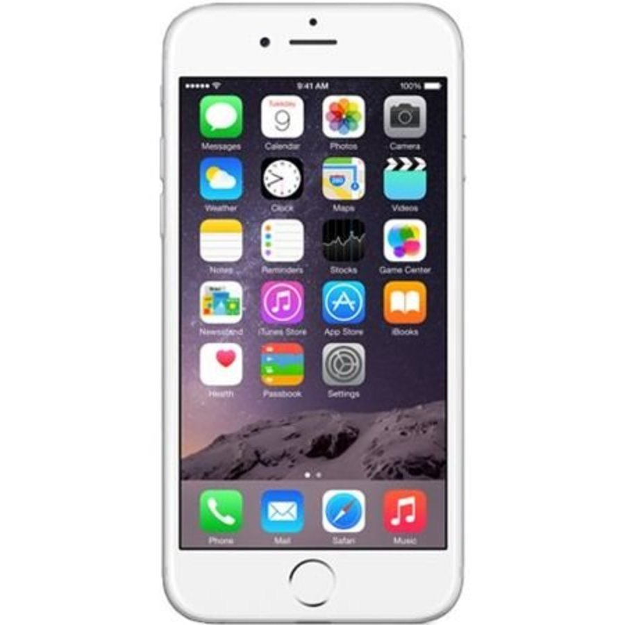 Apple iPhone 6s 32GB Silver (32GB Silver)-1