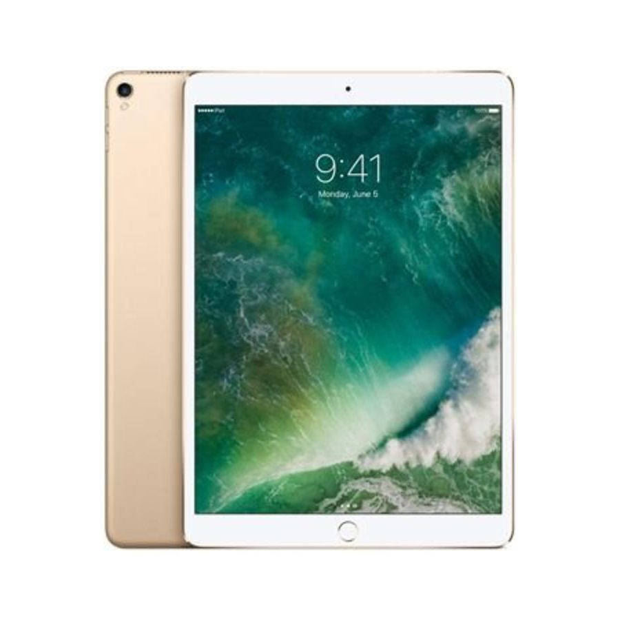 Apple iPad Pro 10.5 WiFi + 4G 256GB Gold (256GB Gold)-1