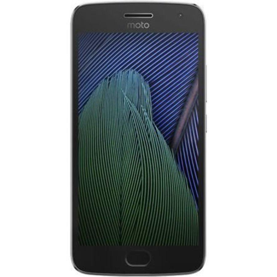 Motorola Moto G5 Plus Dual Sim XT1685 Grey (Grey)-1
