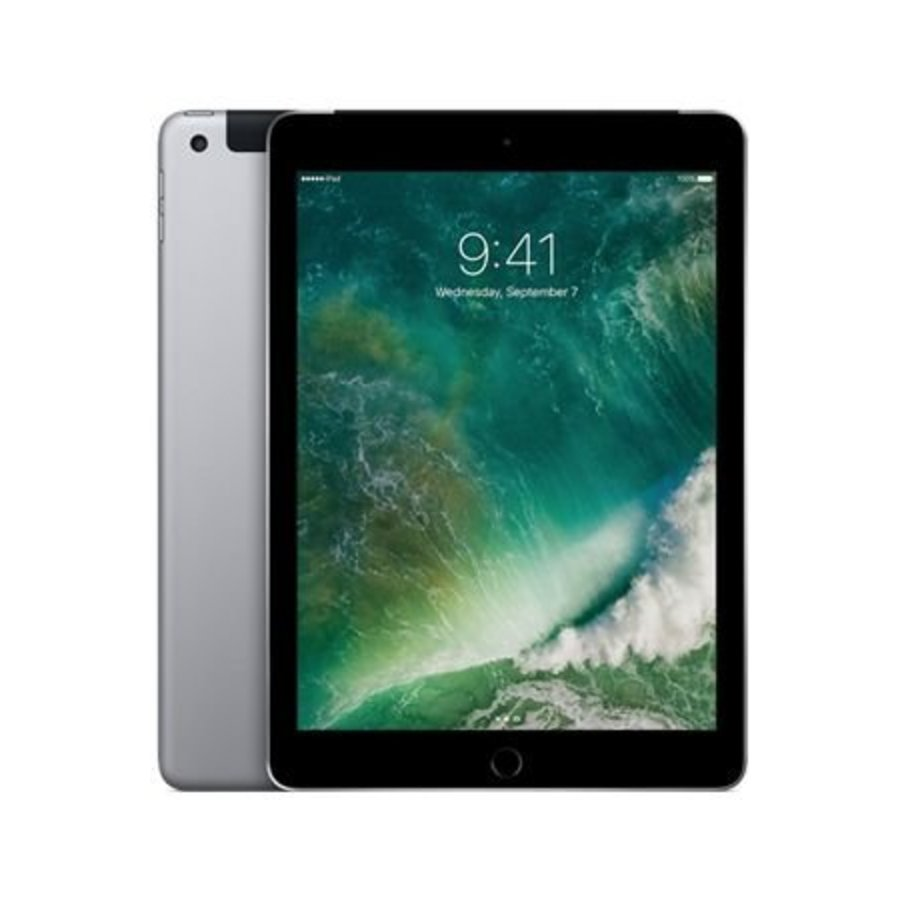 Apple iPad 9.7 2018 WiFi + 4G 32GB Space Grey (32GB Space Grey)