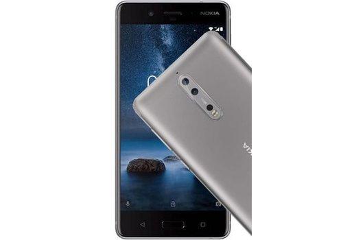 Nokia 8 Steel Grey