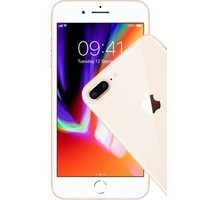 Apple iPhone 8 Plus 64GB Gold (64GB Gold)