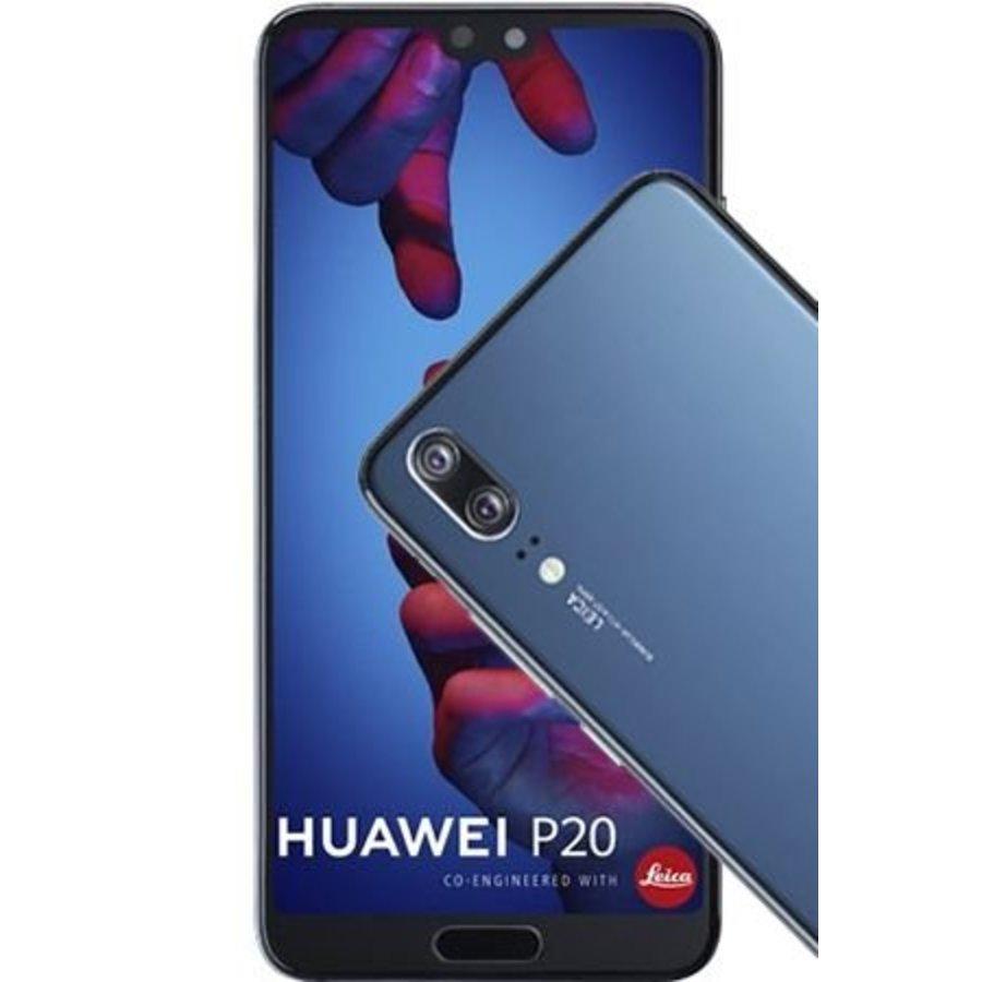 Huawei P20 Dual Sim Blue (Blue)-1