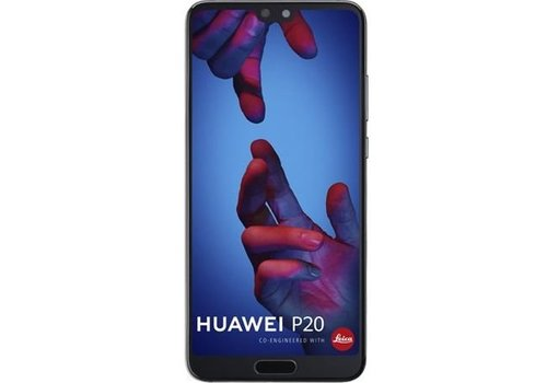Huawei P20 Dual Sim Midnight Black