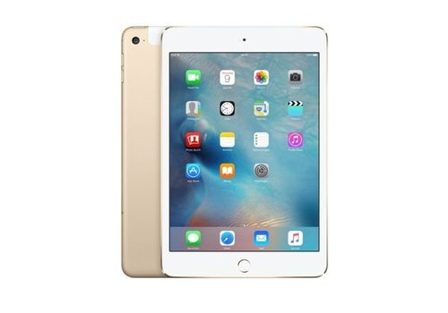 Apple iPad mini 4 WiFi 128GB Gold