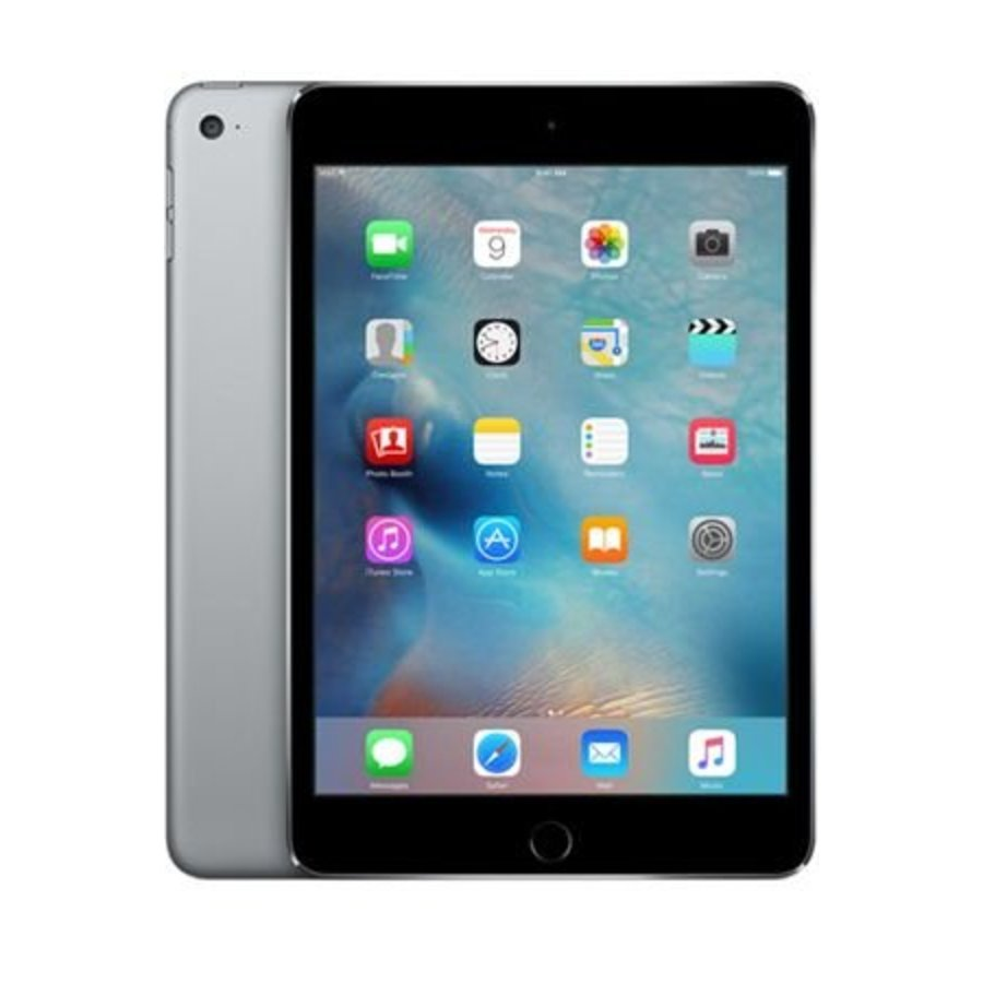 Apple iPad mini 4 WiFi + 4G 128GB Space Grey (128GB Space Grey)