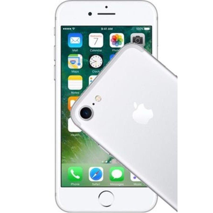 Apple iPhone 7 32GB Silver (32GB Silver)-1