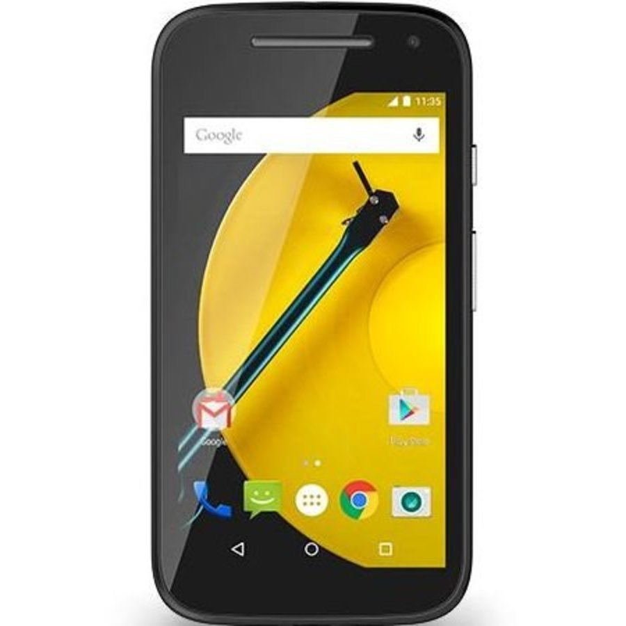 Motorola New Moto E LTE/4G XT1524 Black (Black)-1