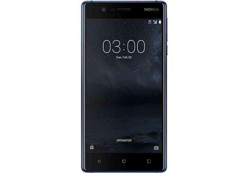Nokia 3 Dual Sim Tempered Blue